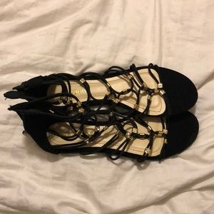 Dress sandal.